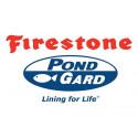 Géomembrane EPDM Firestone PondGard 1.02 mm à la coupe