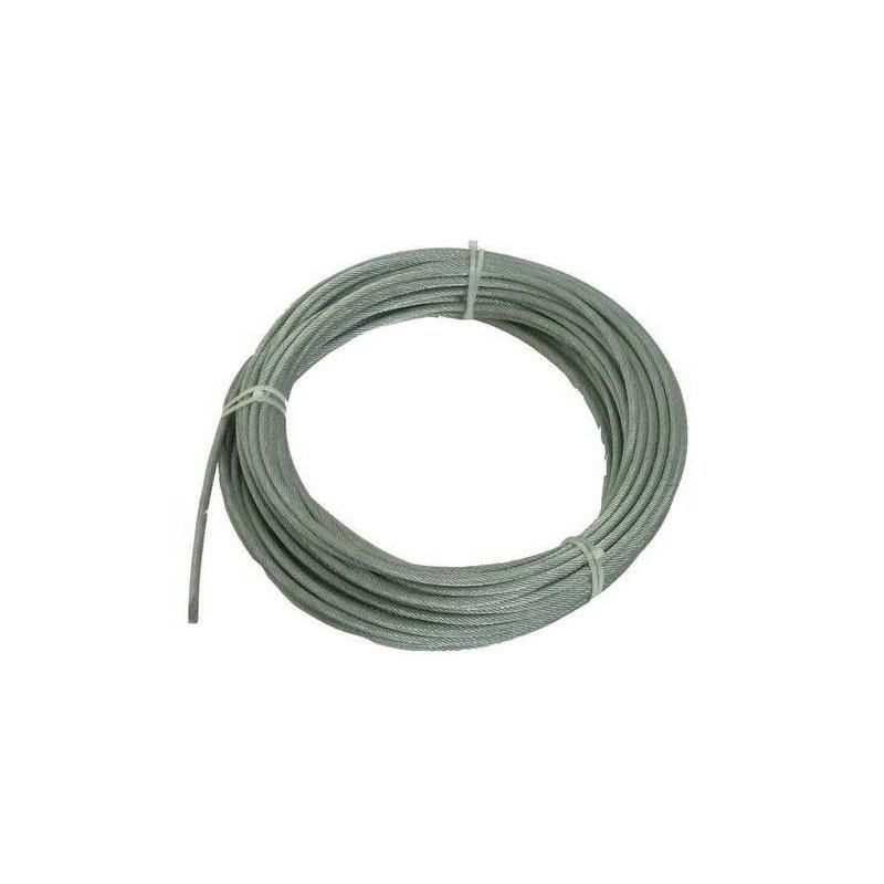 Cable GALVA 7x7 Ø3 mm