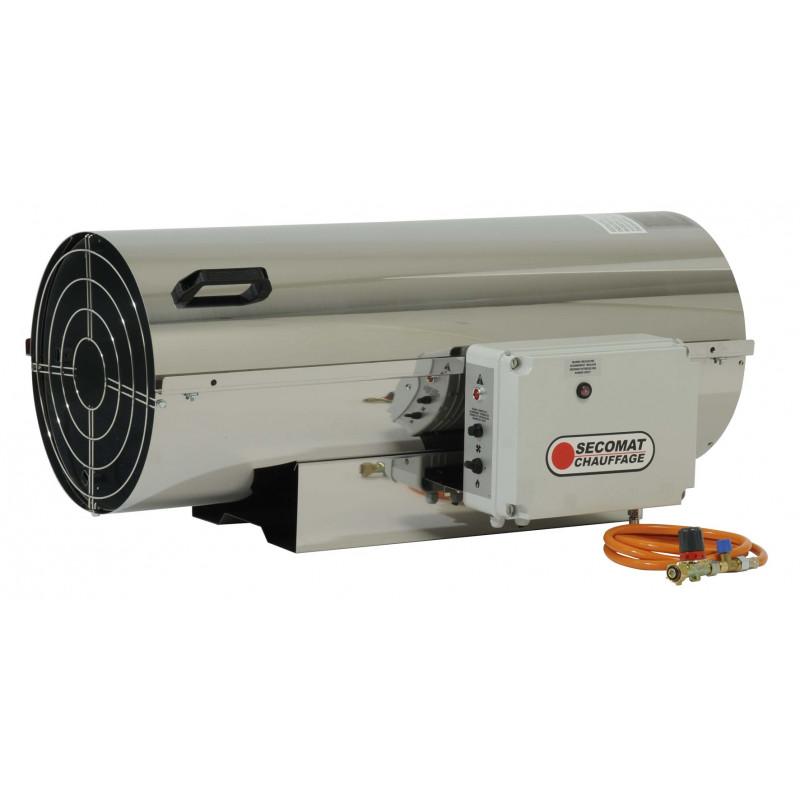 Générateur d'air chaud suspendu gaz
