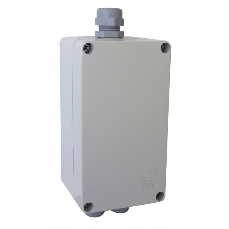 Coffret d'interface pour générateur air chaud
