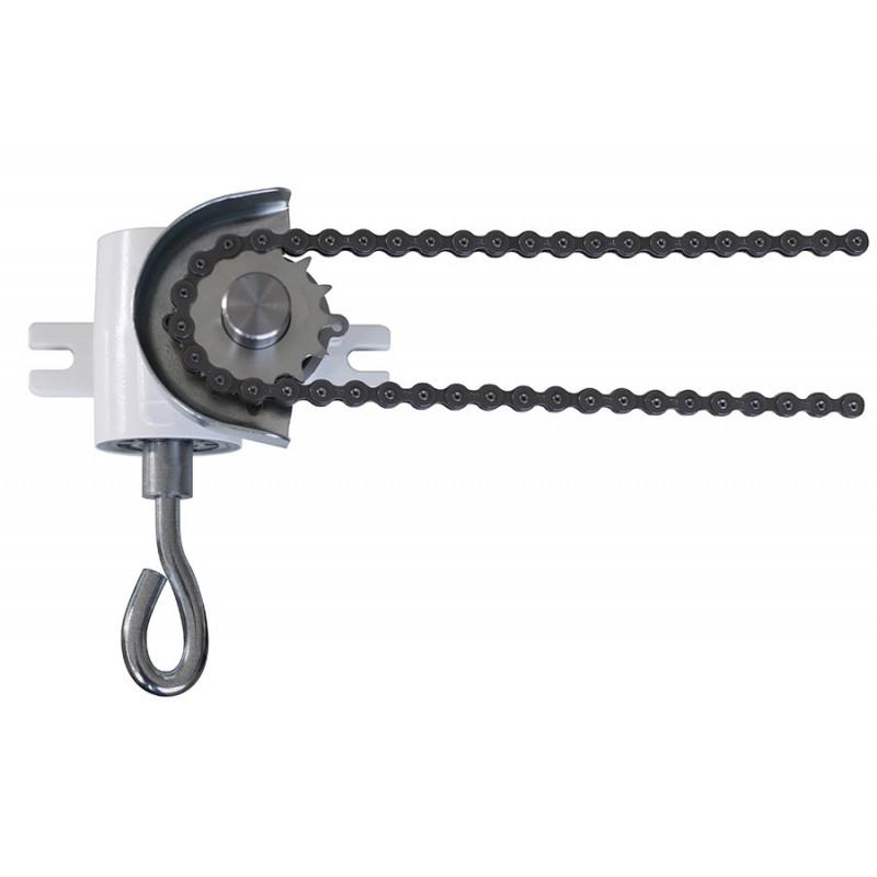 Manual 1/23 width-shift reducer