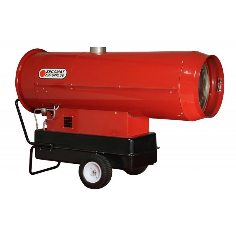 Générateur d'air chaud fuel 2 allures