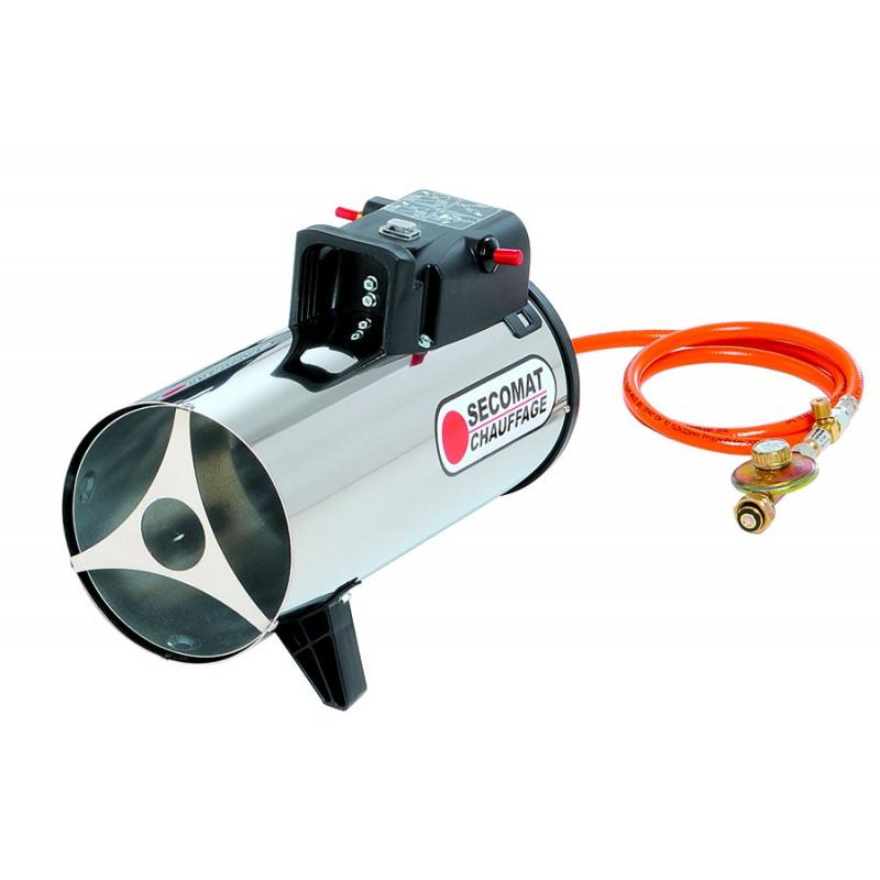 Générateur d'air chaud gaz allumage manuel