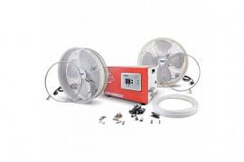 Kit brumisation Brumalis™ 60 bar - ventilateur Eco
