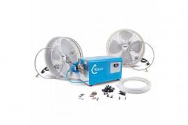 Kit brumisation Brumalis™ 60 bar - ventilateur Pro