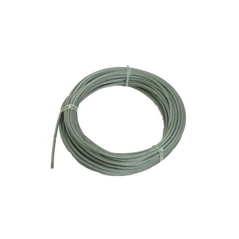 7 x 7 Ø 3 mm galva wire
