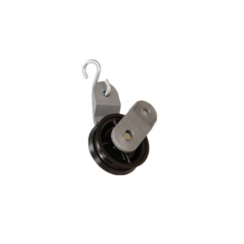 40 mm pulley with turnbuckle