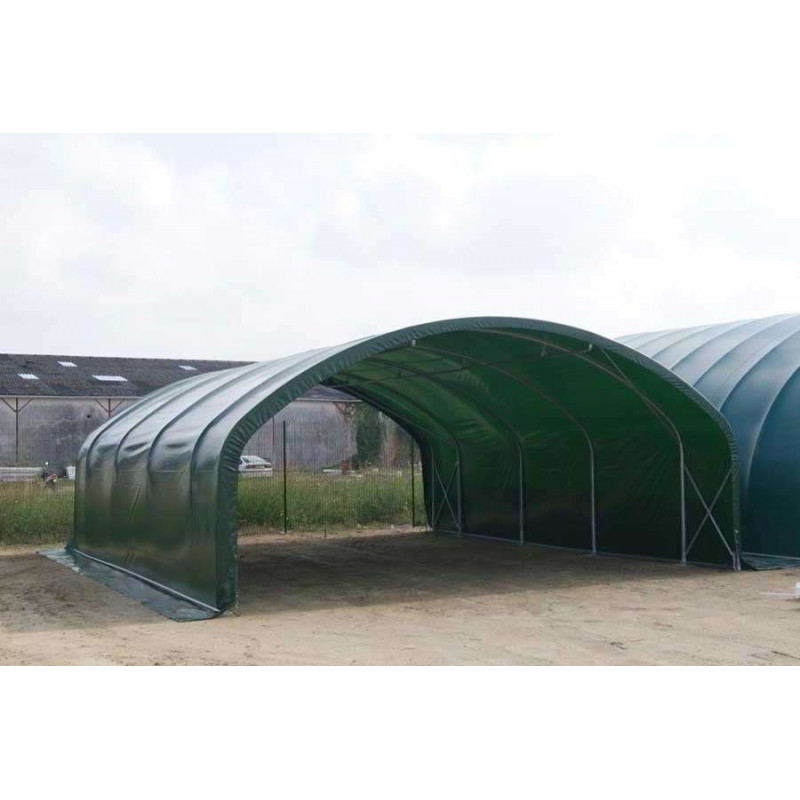 6 m wide eco multi-storage shelter