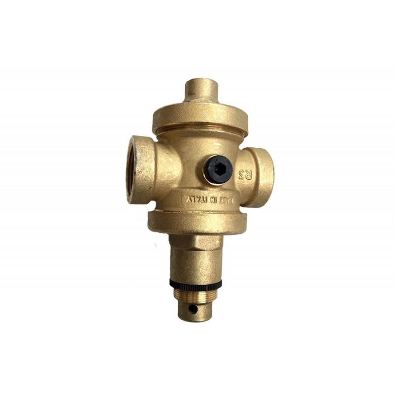 FF brass pressure reducer