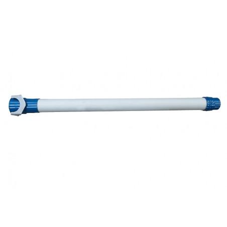 Tube type SOTRA équipé - 6 m coupé 2x3m