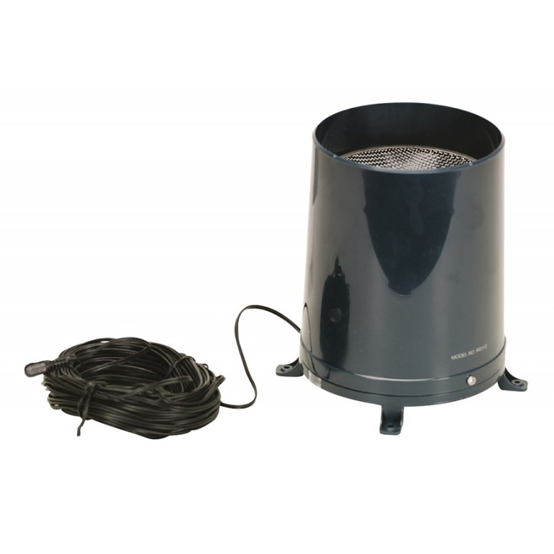 Runnel pluviometer