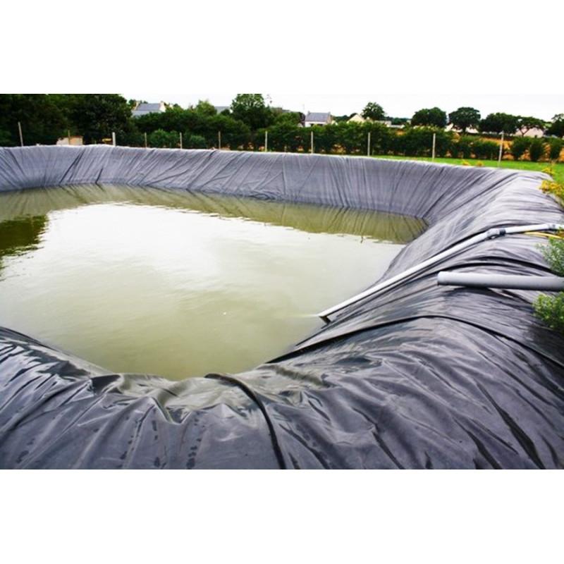 Bâche bassin 350 µ à la coupe