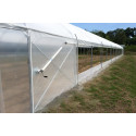 9.60 m wide bi-tunnel greenhouse