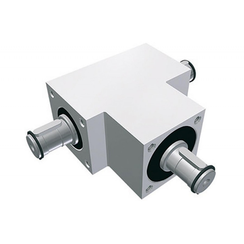 Angular gearbox - T-version