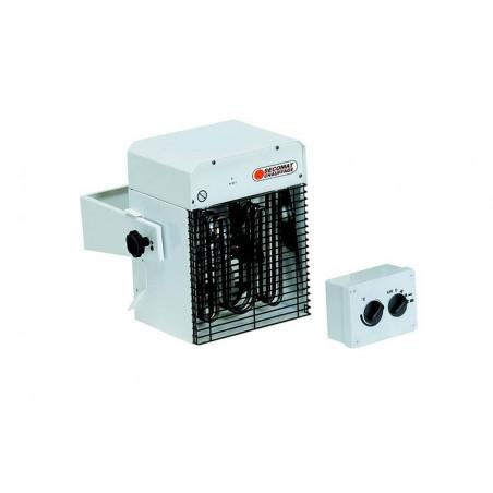 Chauffage air pulsé électrique à suspendre