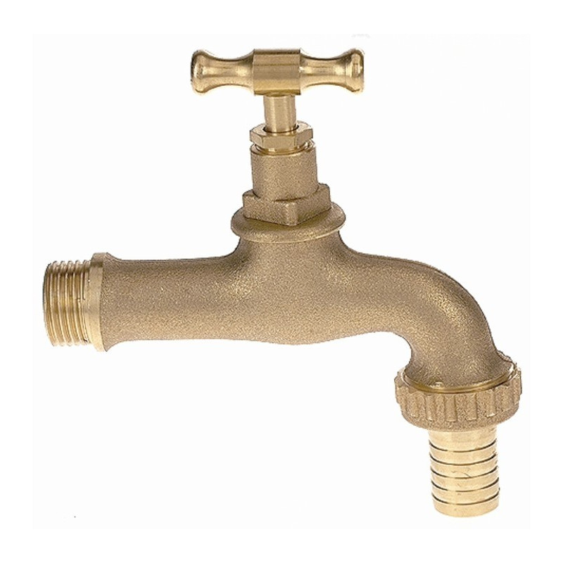 RAN watering tap with stem