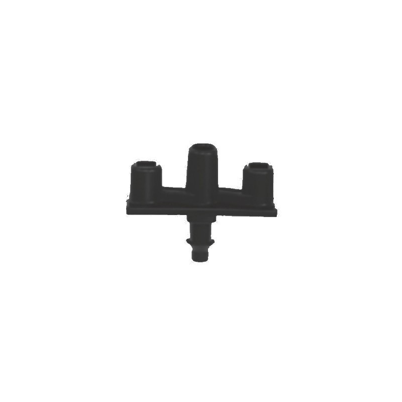 4/7 tubing butterfly baseplate