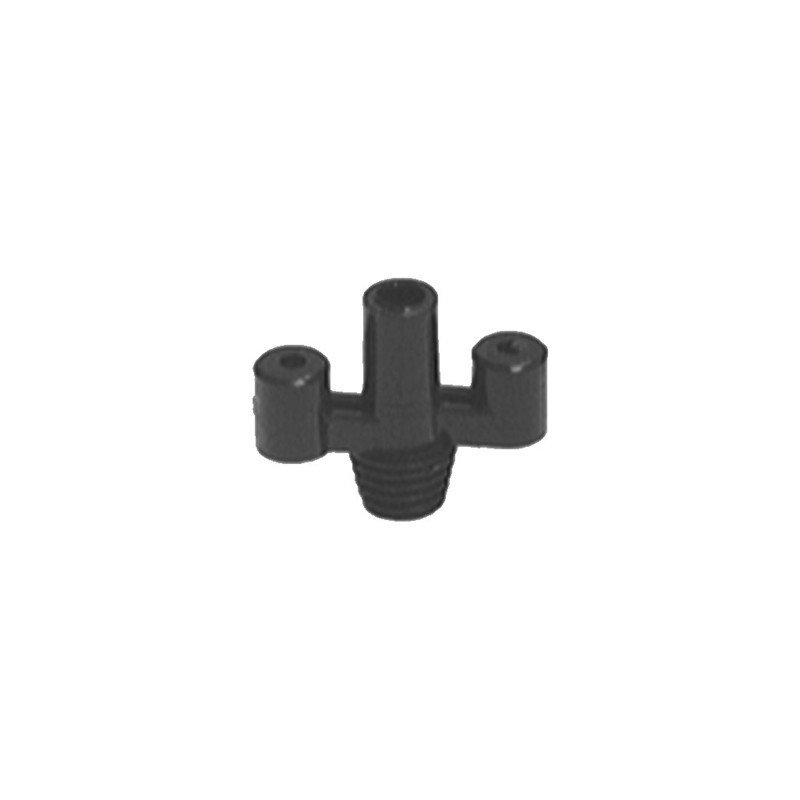M x 3/8 threaded butterfly baseplate