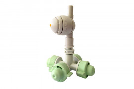 5 l / h, 4-head Coolnett with valve