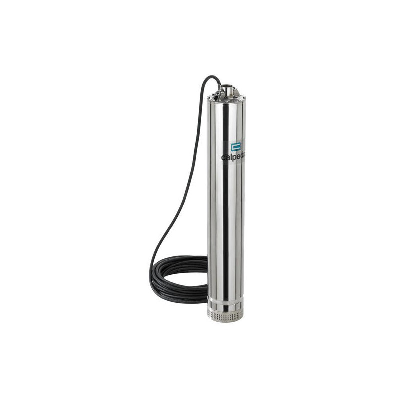 MXS immersed stainless steel pump for wells