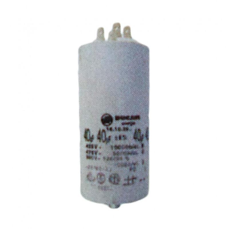 Condensateur à broches 450 V
