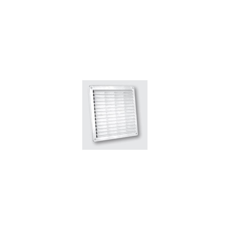 Ø125 insect-proof PVC grid