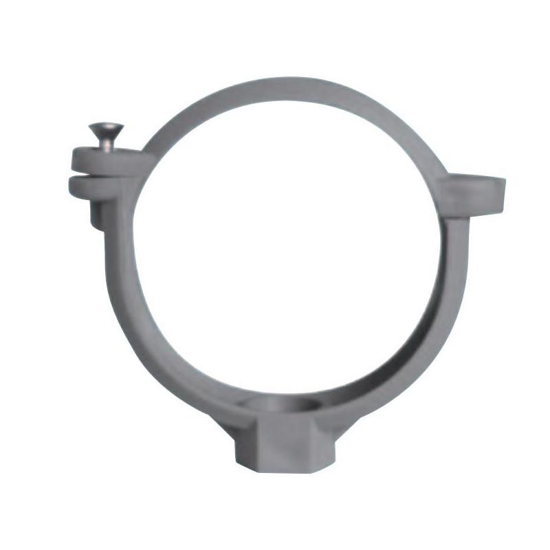 PVC bearing flange clamp