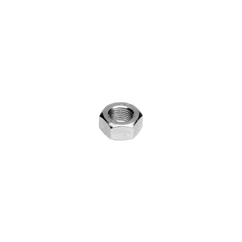 Ø16 zinc-plated nut