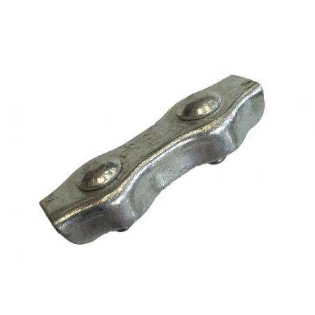 Serre câble à étrier inox 316 Ø3/4