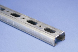 2-m long 30/15 E1 Erico rail