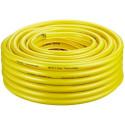 Yellow watering hose