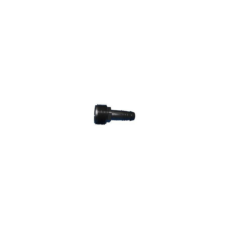 "Ø16 X 1/2"" SBA straight fitting"