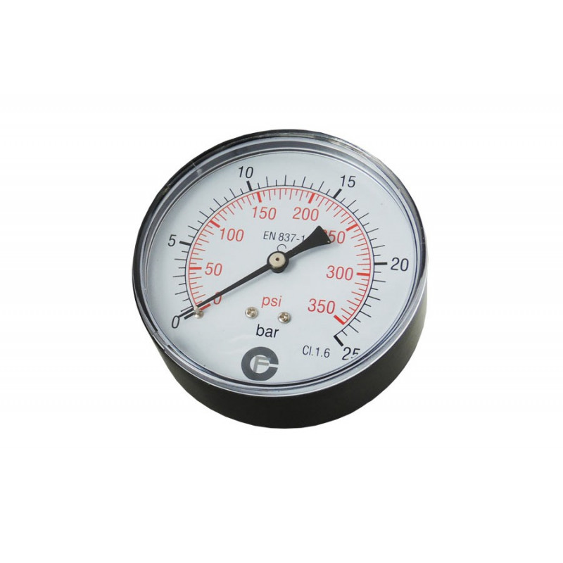 Ø50 axial dry gauge