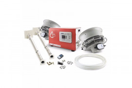 60 bar 360° Brumalis™ fogging kit