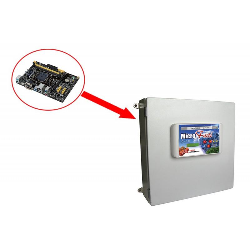 Interface 0-10V pour gestion de 2 pompes doseuse a vitesse variable