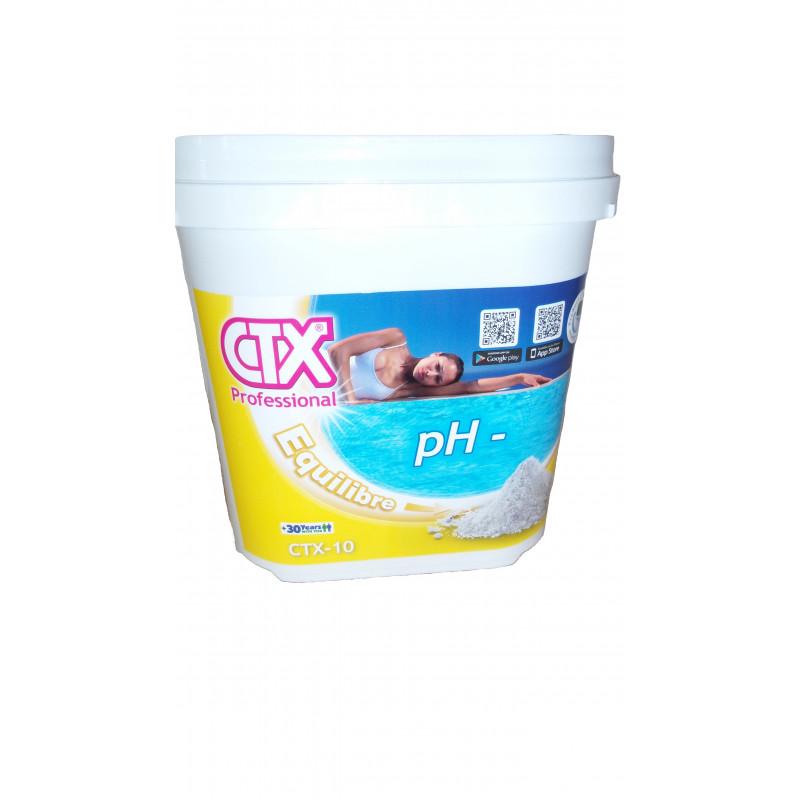 correcteur de pH moins granulés - 5KG