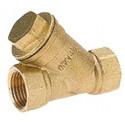 Threaded sieve brass filter