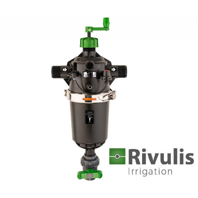 Filtre à tamis Rivulis plastique semi-automatique