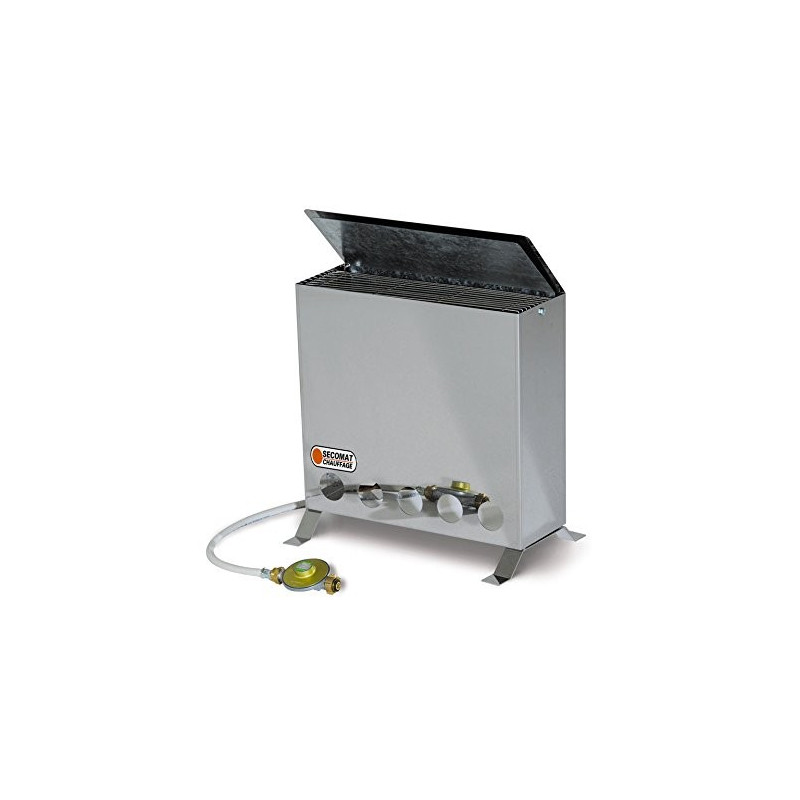 4000 watt Thermibox gas heater