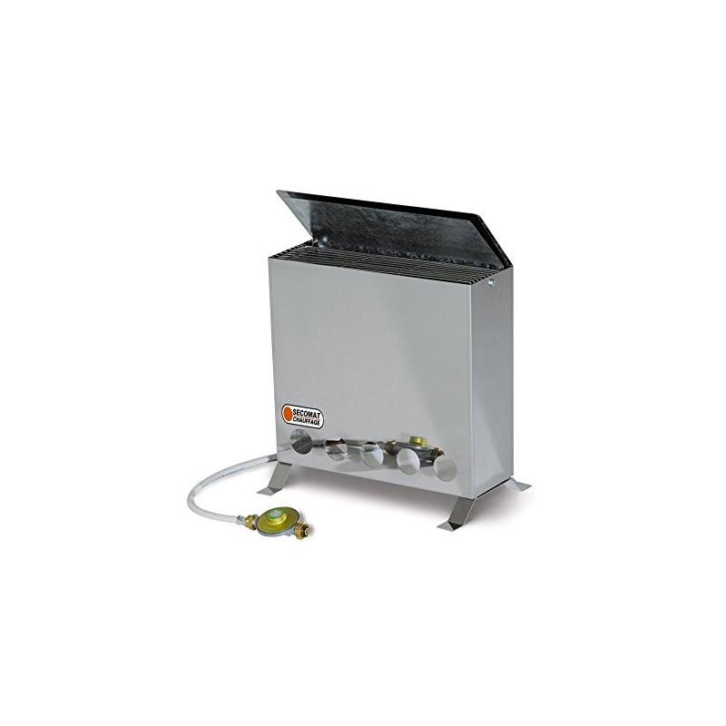 Chauffage gaz Thermibox 4000 watts pour serre