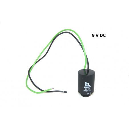Solénoïdes 2 voies pour electrovannes plastique