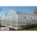 8 m wide circular multispan greenhouse