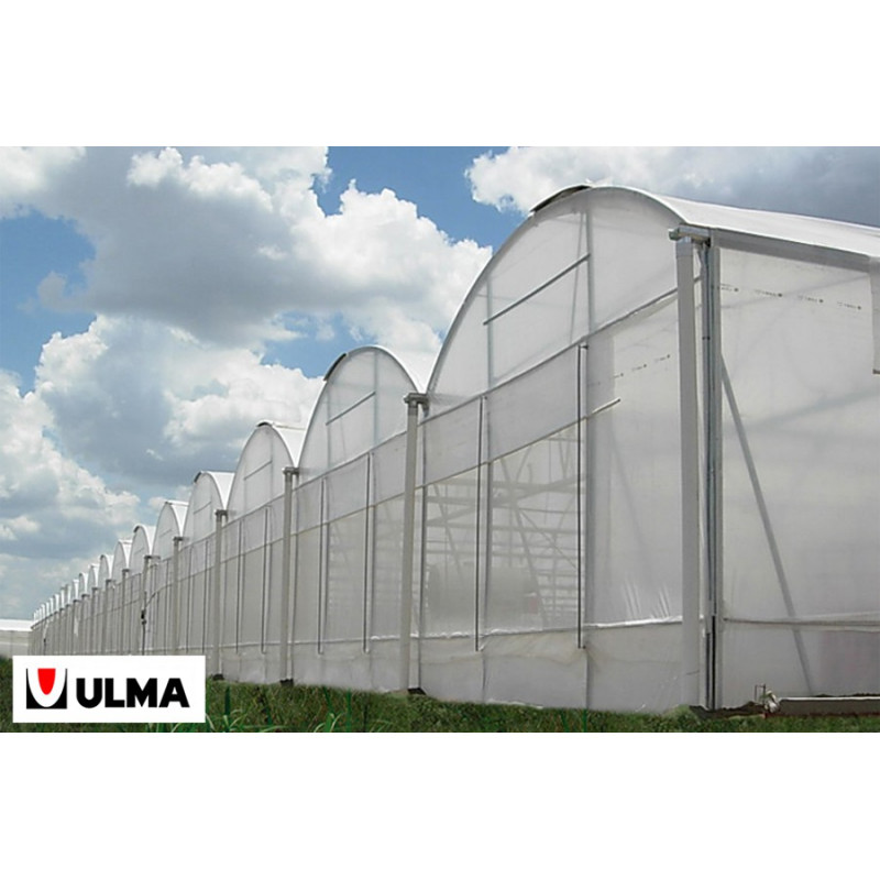 6.40 m wide circular multispan greenhouse
