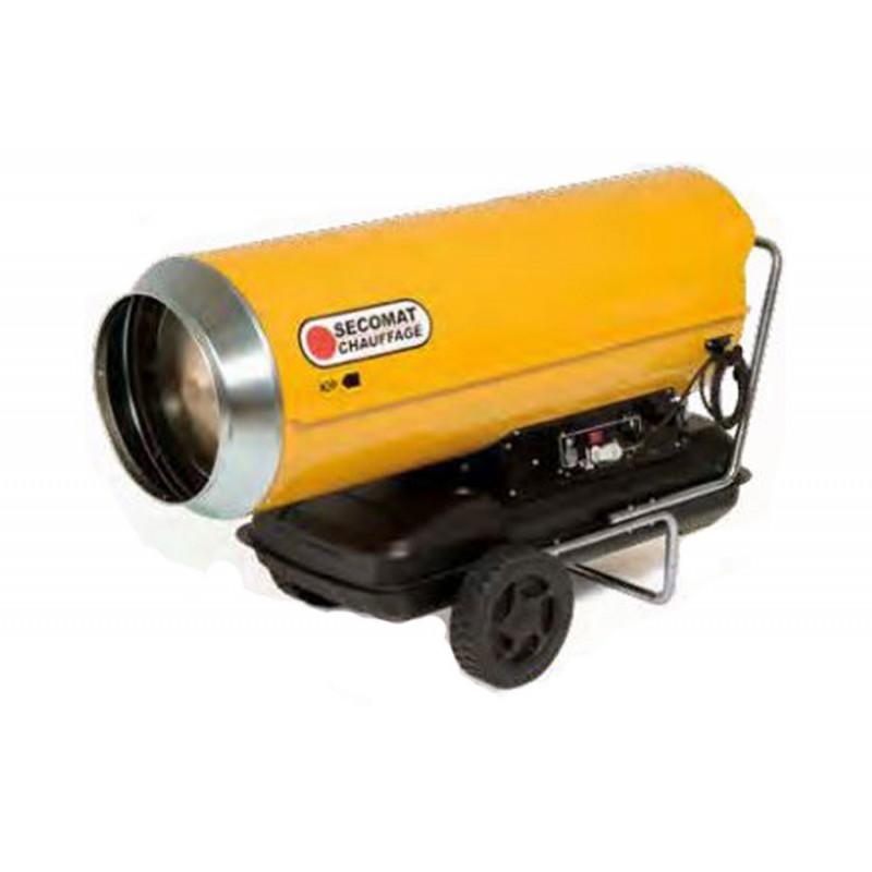 Chauffage serre fuel pompe haute pression