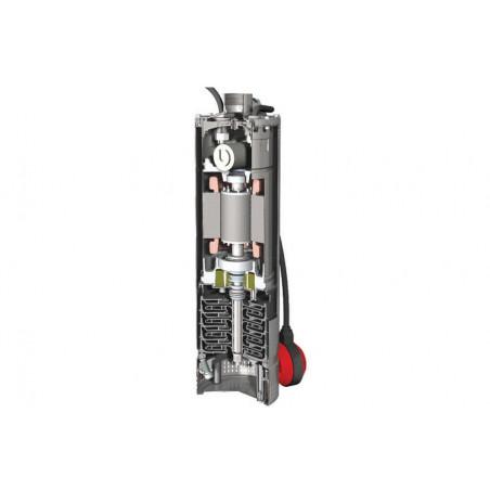Pompes pour puits MPS Multicellulaires inox