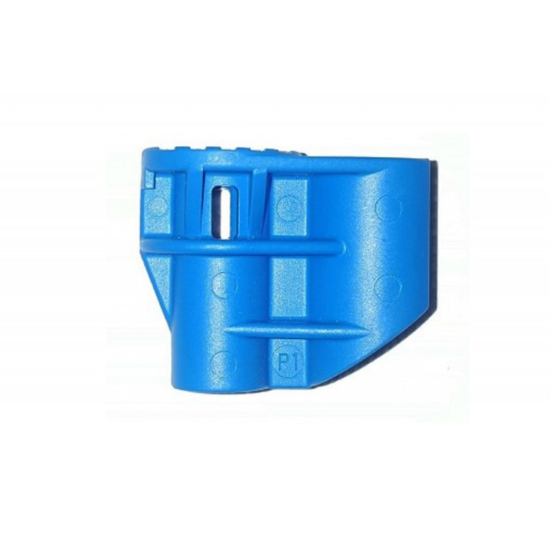 Adaptateur Supernet Ø6mm bleu