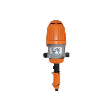 Pompe doseuse 2.5 m3/h -0.3 à 10 %- vanne à air