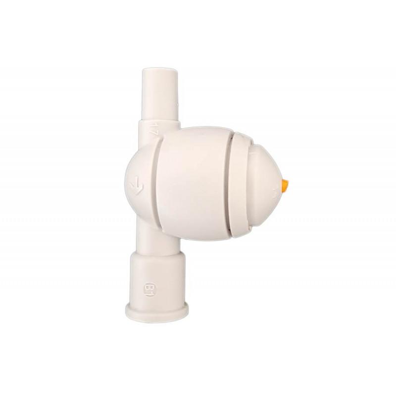 Clapet anti-vidange cônique Mâle/Femelle