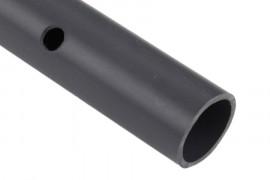Tube PVC Taraudé - Barre de 3 m