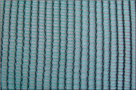 Destockage Filet ombrage/ brise vent vert 45%